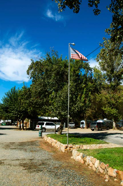 Campgrounds in San Diego, CA